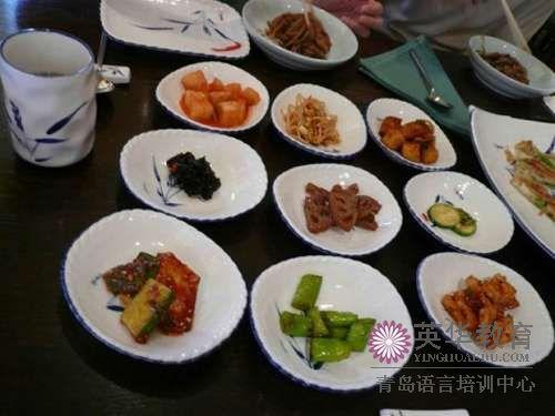 韩国美食-青岛英华外语学校