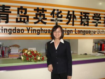 英语教师:Tina