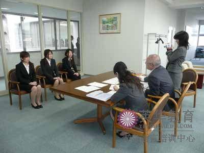 成功的日企面试必须做的10项准备-日企就业-外语学校图片