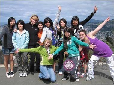 高中生留学美国、加拿大、澳大利亚费用及如何择校